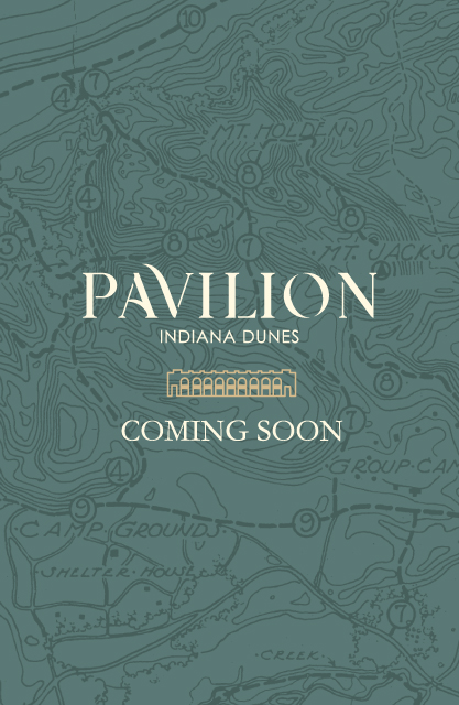 Coming Soon! Pavilion